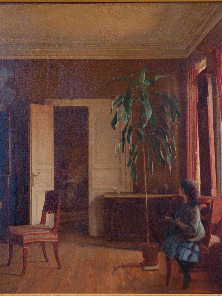 Выставка Книги старого дома: мир детства XIX — начала XX века