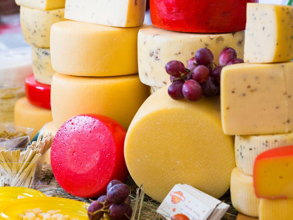юбилейный Фестиваль сыра на ВДНХ