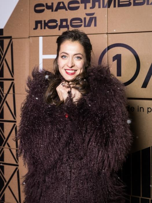 Анастасия Мяусова, солистка Большого театра