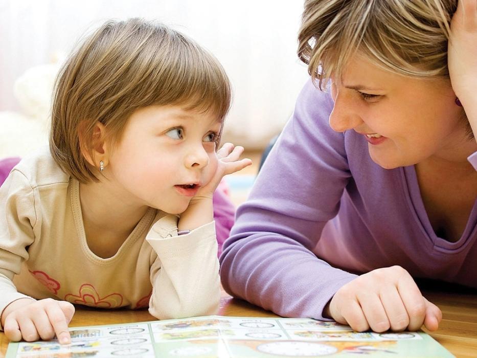 Эмоциональное развитие ребенка