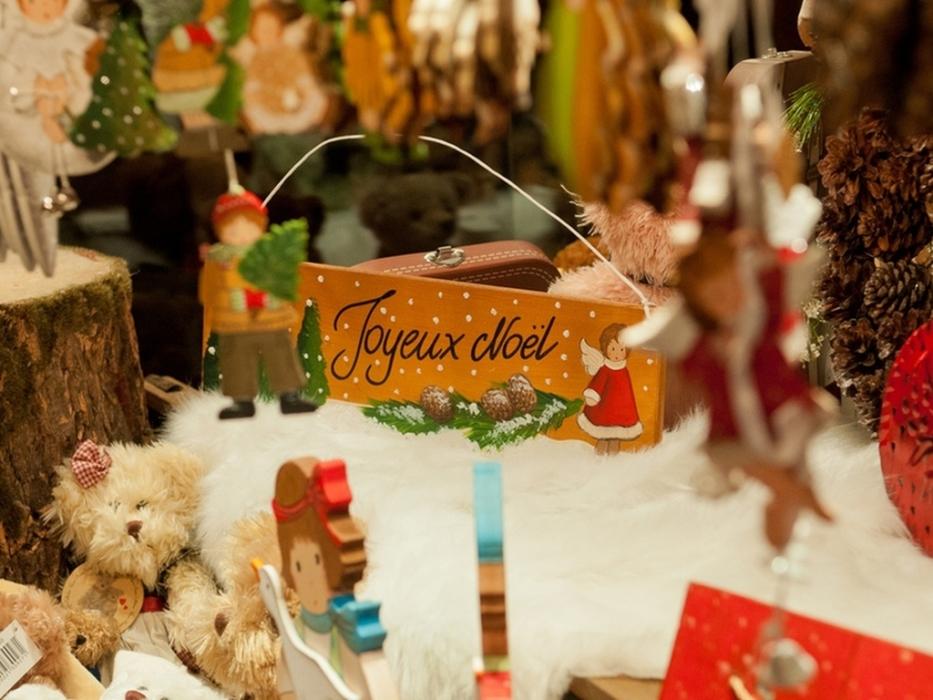 Французская Рождественская Ярмарка
