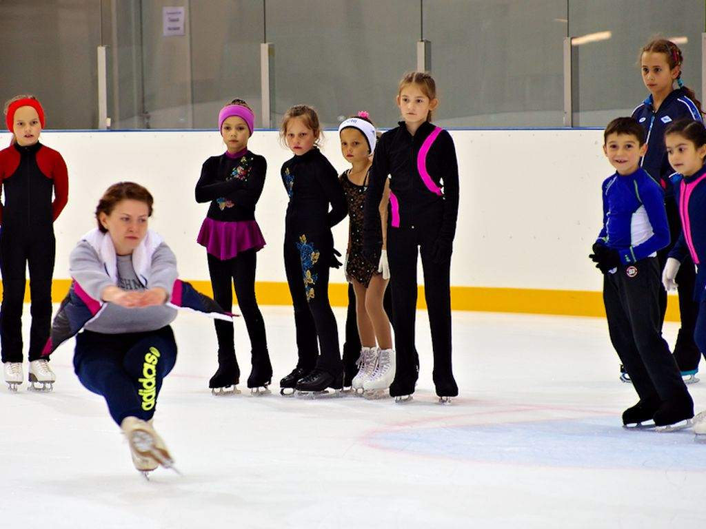 школа фигурного катания Финист в Москве