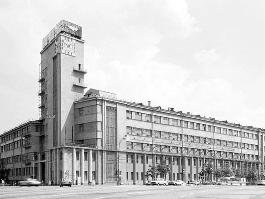 Лекция по истории архитектуры для детей Москва конструктивистская в КЦ ЗИЛ