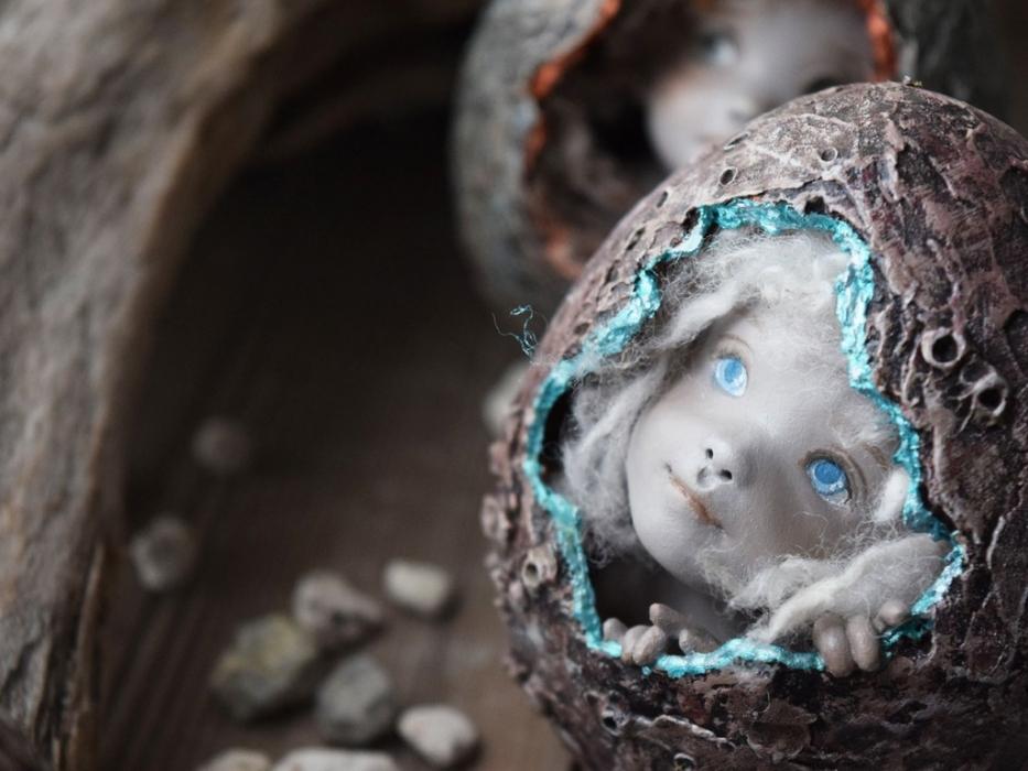 Выставка искусство куклы в Москве