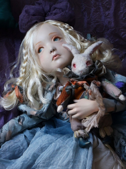 Shinke Satoko-Melancholy Alice