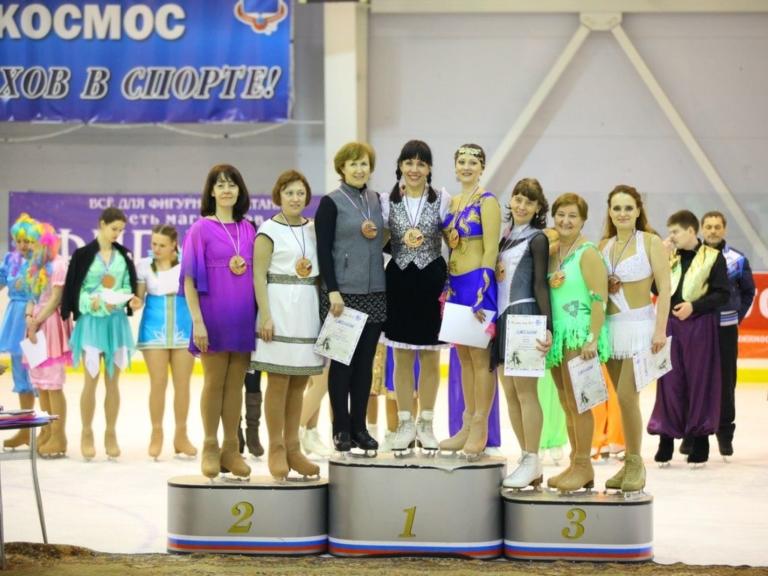 лучшая Школа фигурного катания Олимпик для детей