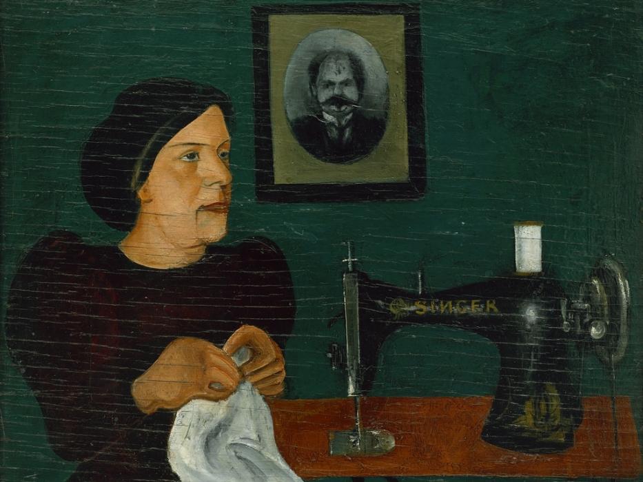С.Я.Адливанкин Портрет моих родителей