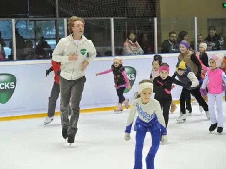лучшие школы фигурного катания в Москве