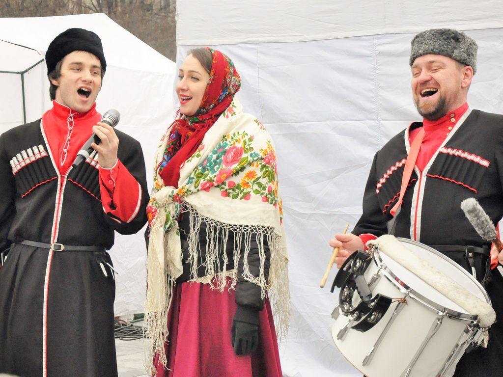 День народного единства в Сиреневом саду