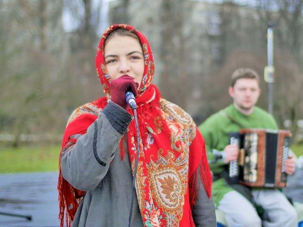 День народного единства в Измайловском парке