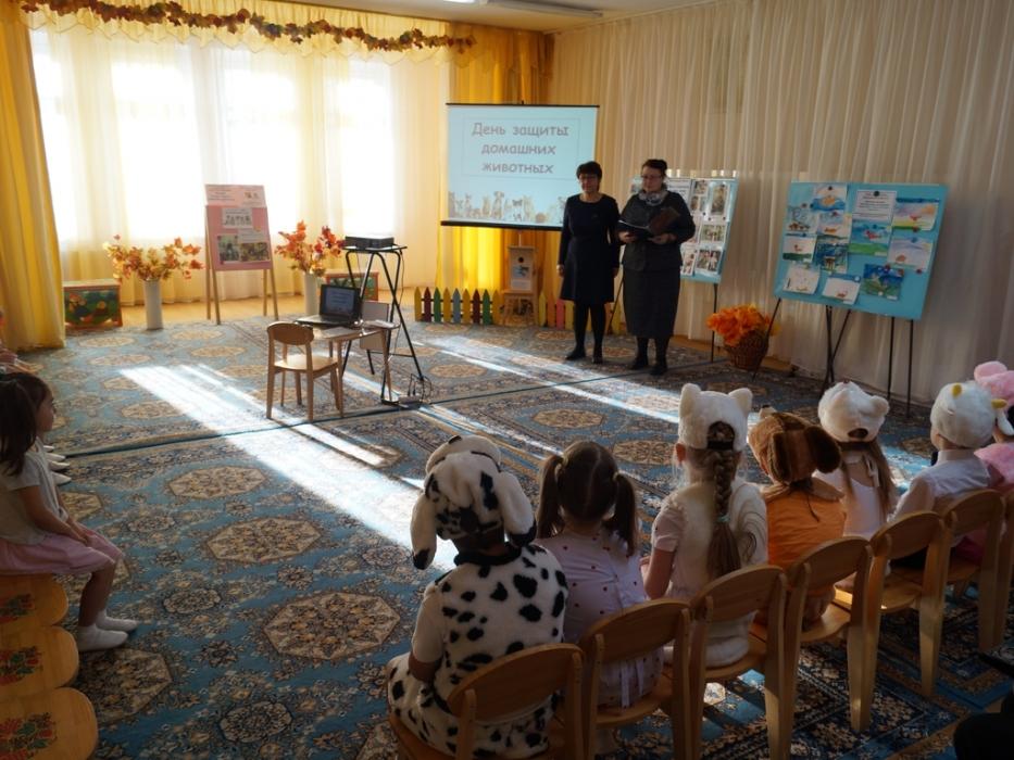 День защиты домашних животных в Жулебинском