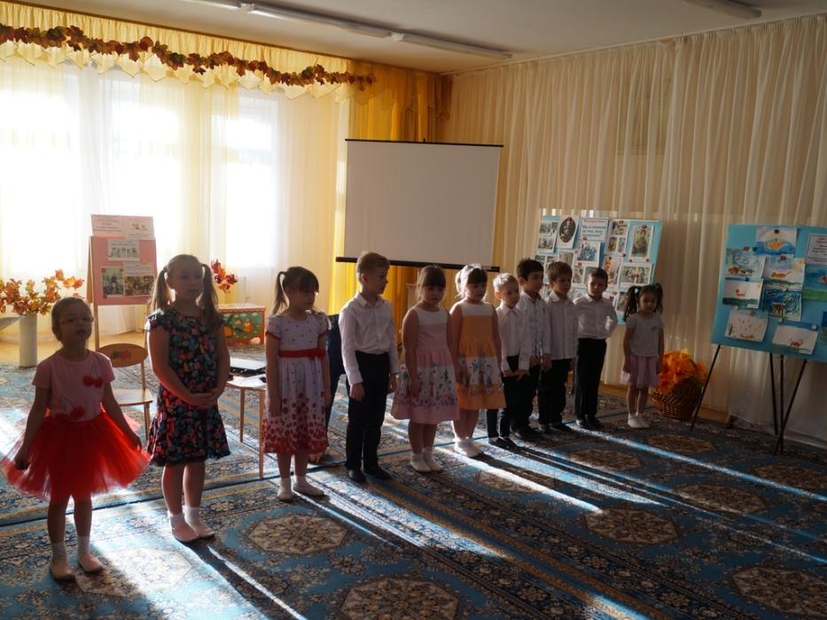 Дети играют в ПЗ Жулебенский