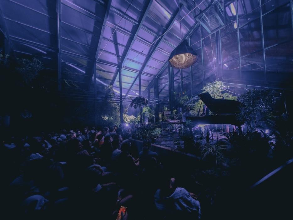 субтропическая галерея
