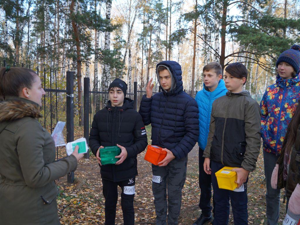 Листопад добрых дел в Жулебинском