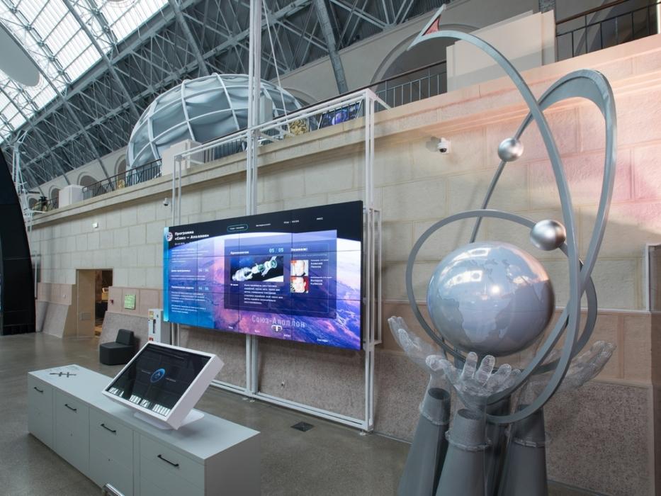 Центр Космонавтика и авиация на ВДНХ