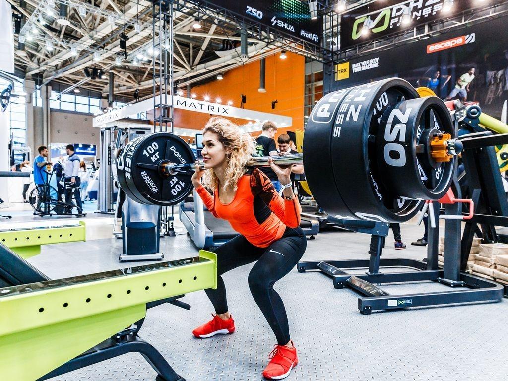 MIOFF Российская неделя фитнеса на ВДНХ