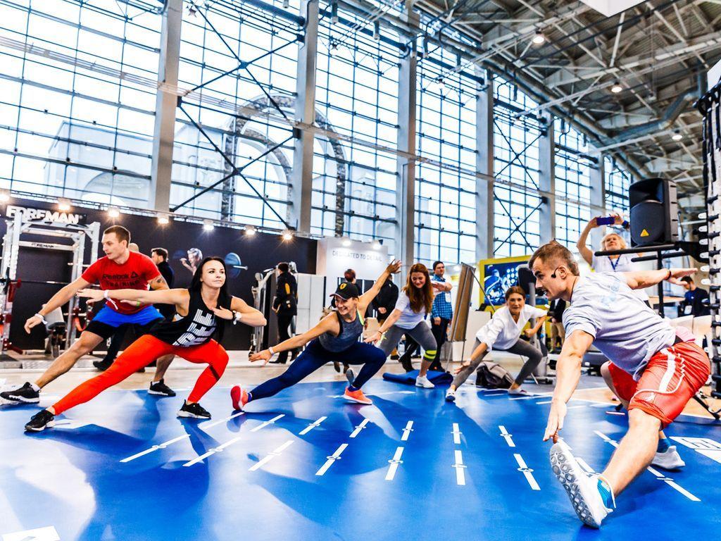 мастер-классы на MIOFF Российская неделя фитнеса