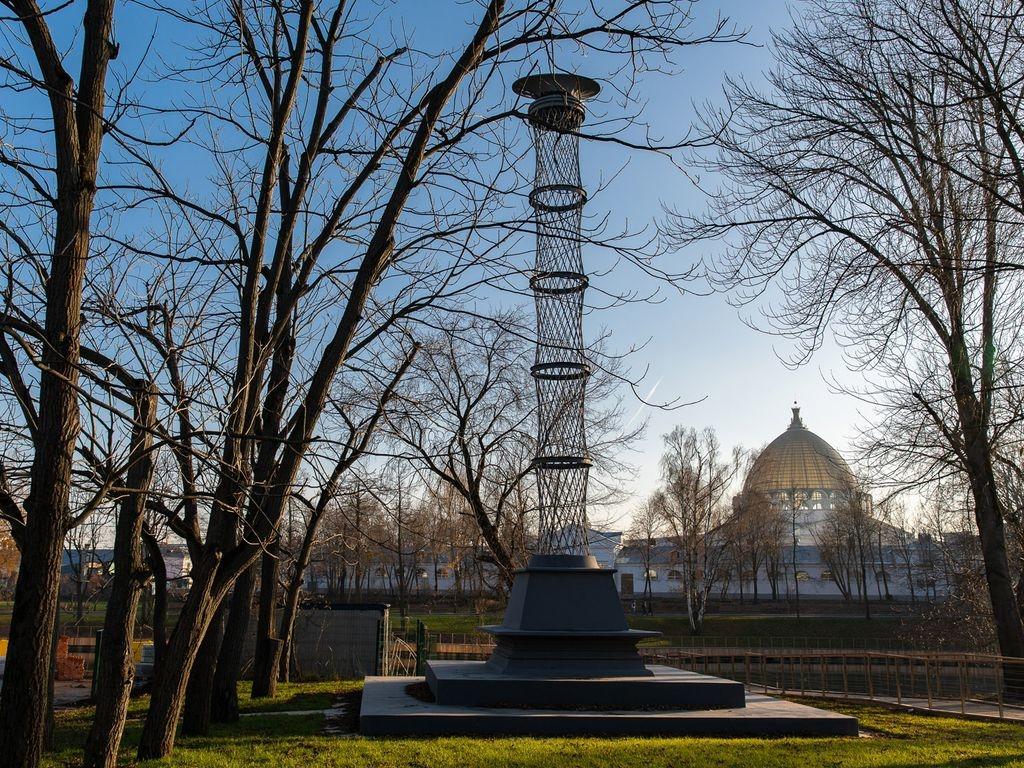 Башня Эль Лисицкого