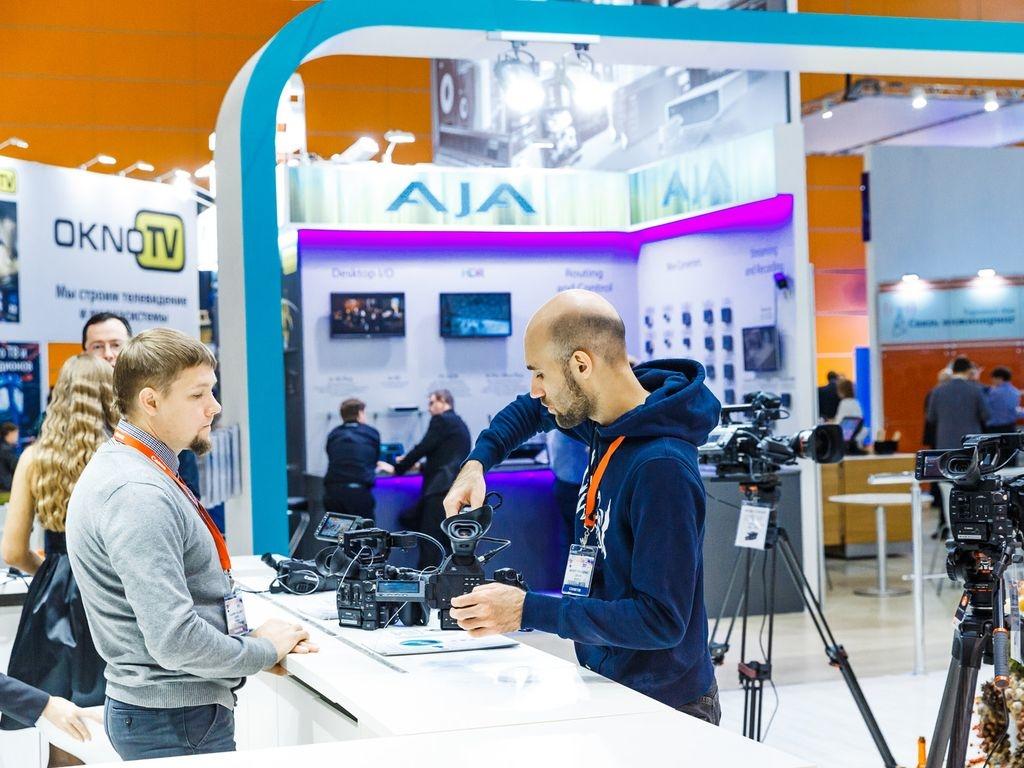выставка NATEXPO на ВДНХ