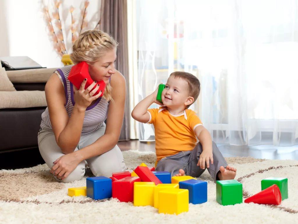 Развитие детей дошкольного возраста