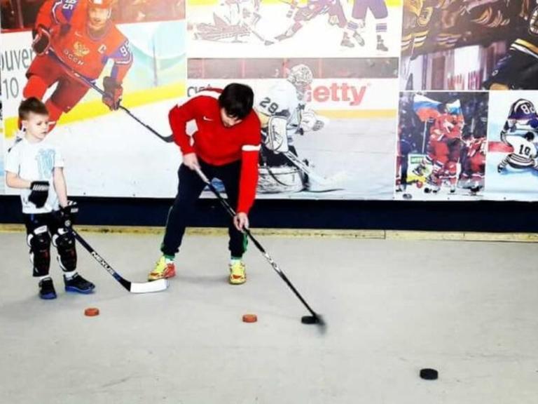 Школа фигурного катания и хоккея IceFusion в Москве