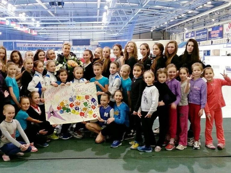 Школа фигурного катания IceFusion в Москве