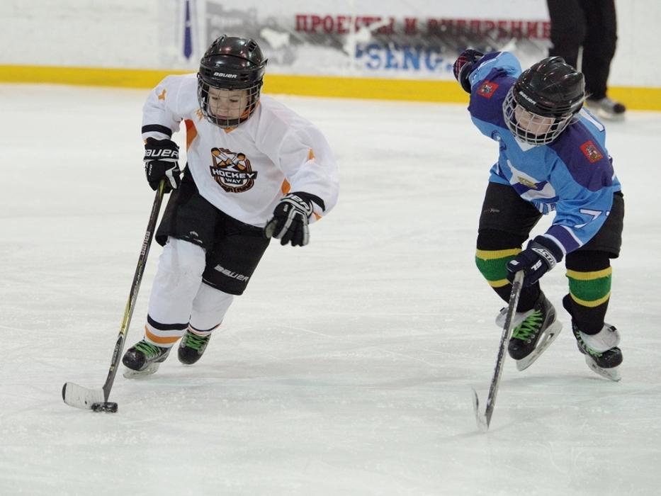 хоккейная школа Hockey Way