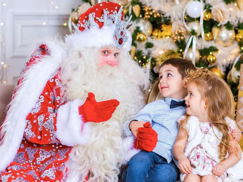 Лучшие новогодние елки в Москве