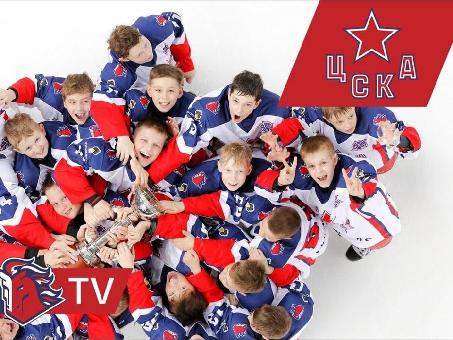 Детская школа по хоккею ООО «ПХК ЦСКА»2