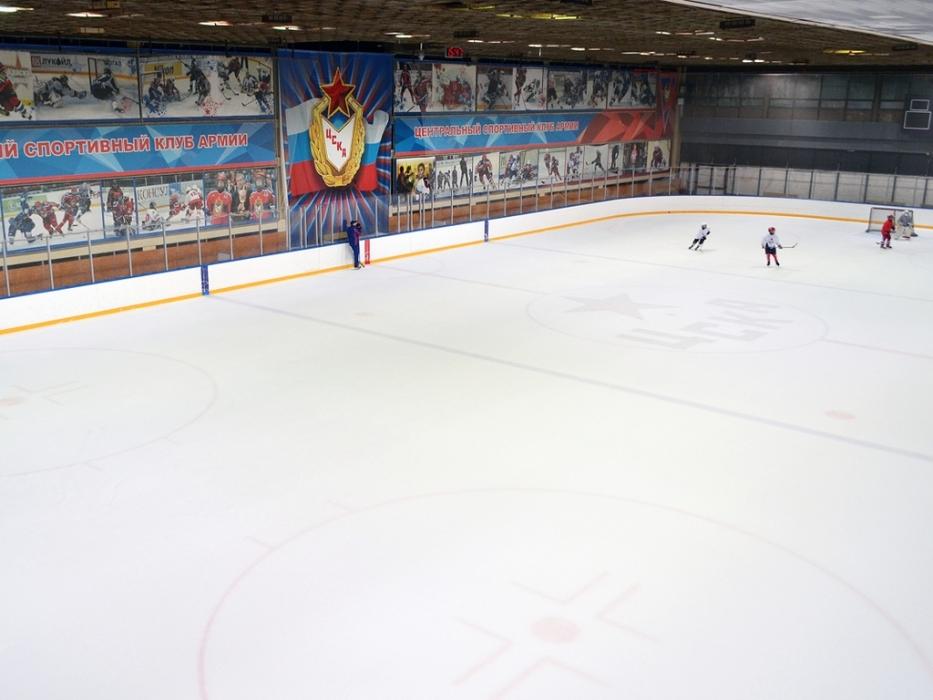 Детская школа по хоккею ООО «ПХК ЦСКА»3