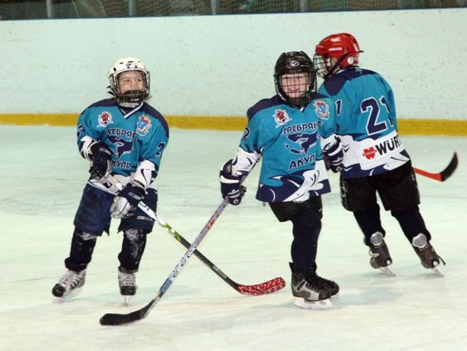 Детско-юношеская спортивная №8 «Серебряные Акулы»