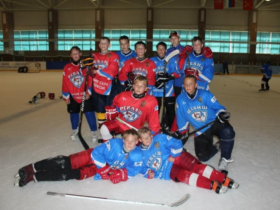 Школа хоккейного мастерства «Реванш»2