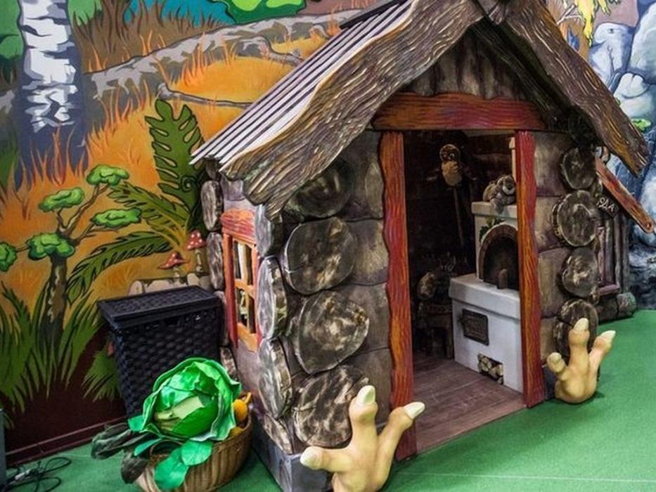 Детский интерактивный театр-музей «Сказкин дом»