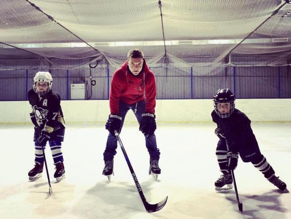 Хоккейная школа