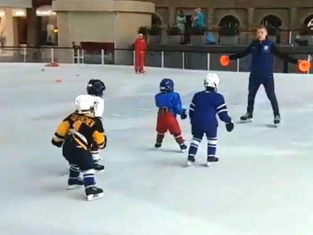 Хоккейная школа для детей от 3 лет