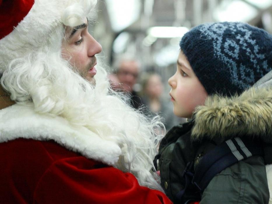 Мой друг – Дед Мороз