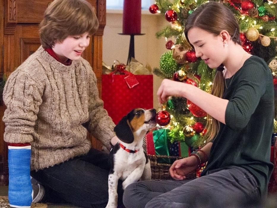 Фильм в канун Рождества