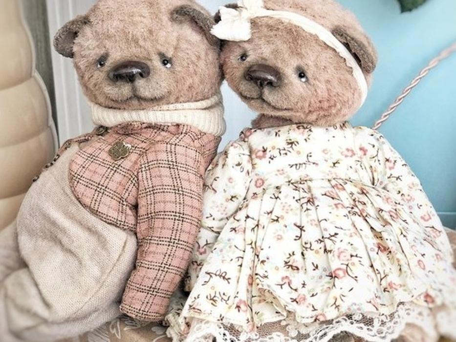 X Московская международная выставка коллекционных медведей Teddy