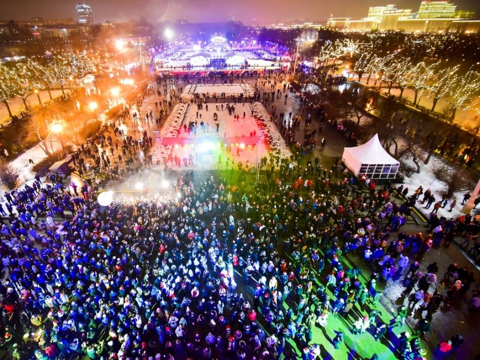 Антоха МС концерт в парке Горького