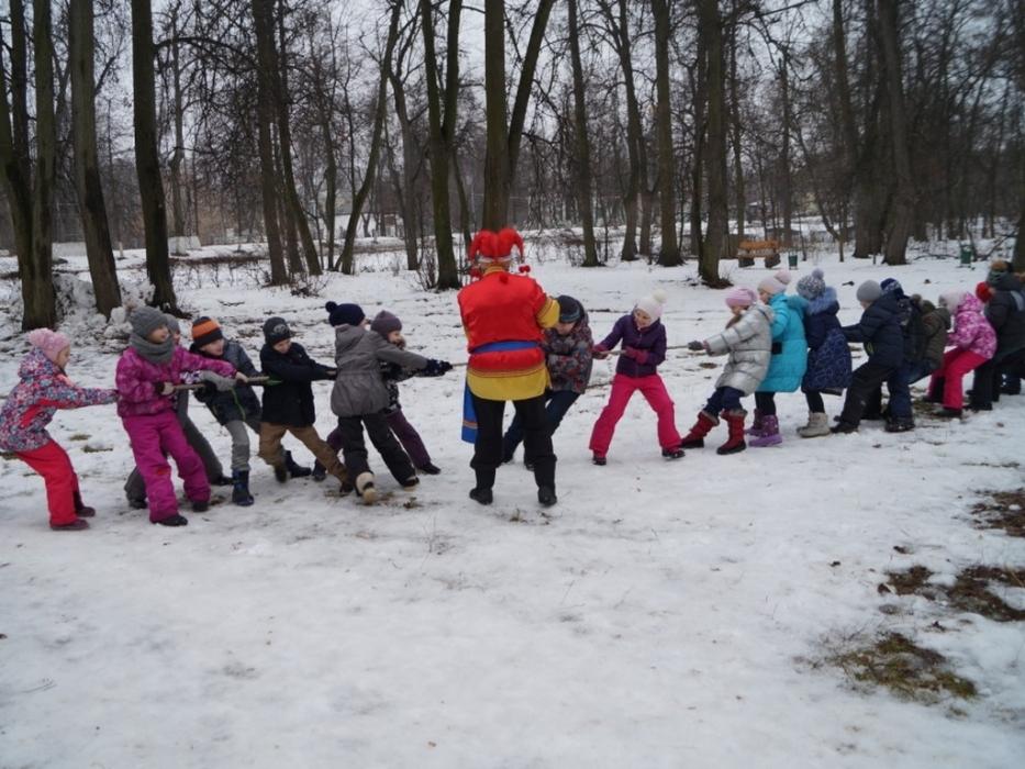 Новогодние каникулы в Кузьминках