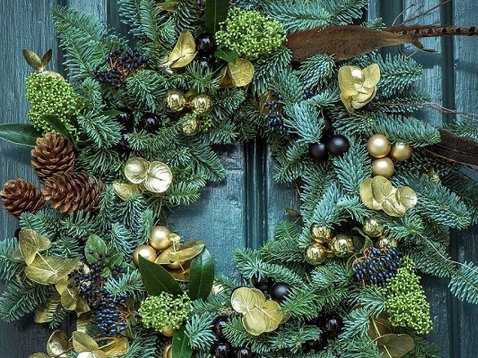 Новогодняя итальянская ярмарка Mercatino di Natale