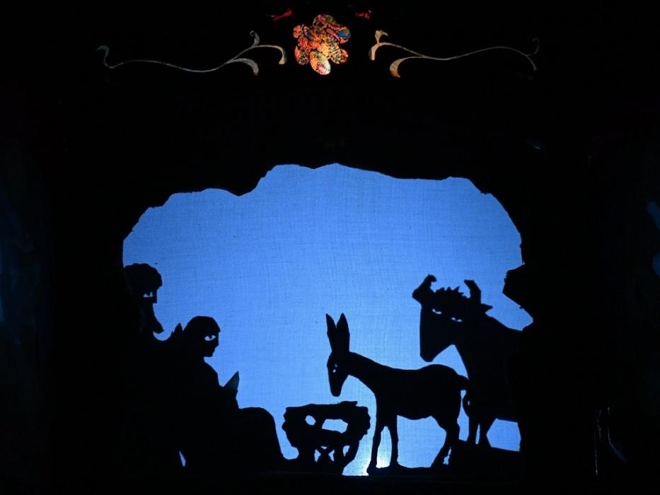 Праздничный спектакль Мишка и Рождество в ботаническом саду
