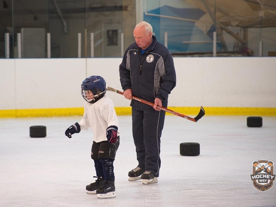 первые шаги с Hockey Way