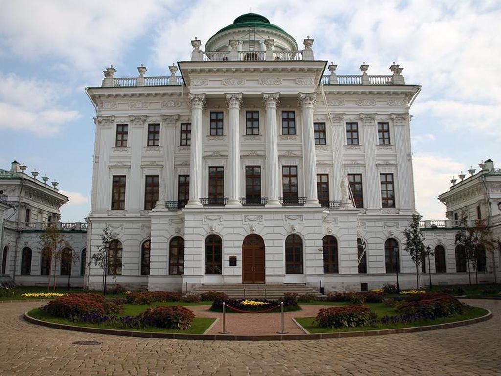 экскурсия Дом Пашкова