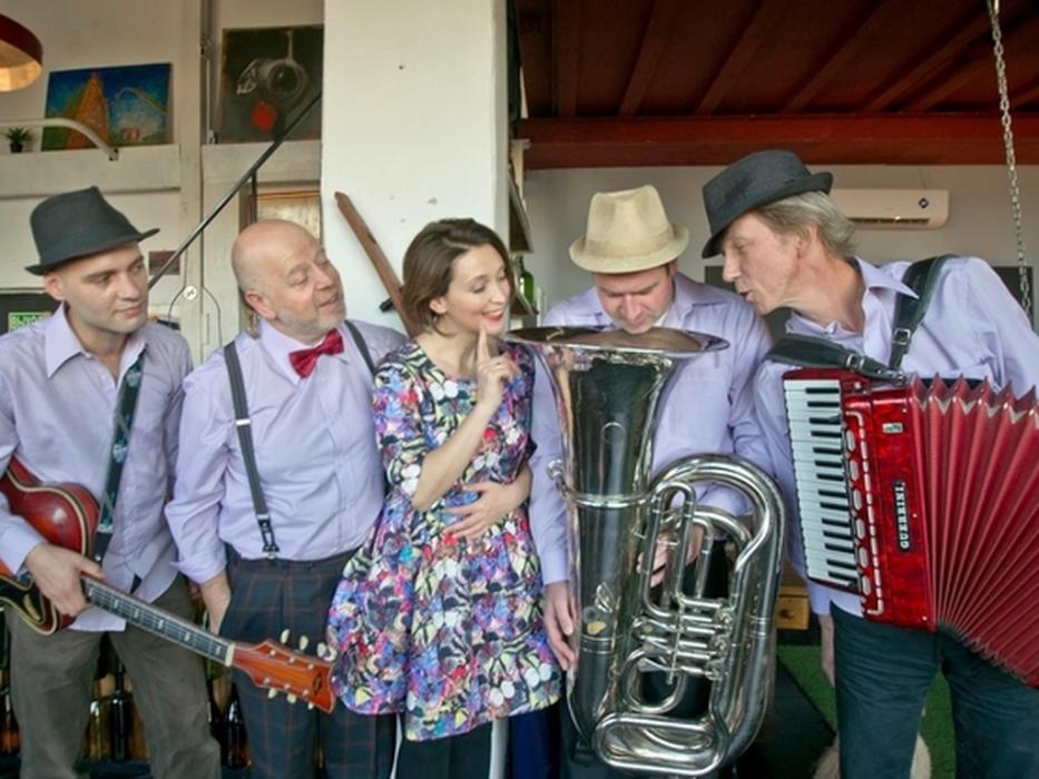 Семейный концерт французской музыки Бельвиль