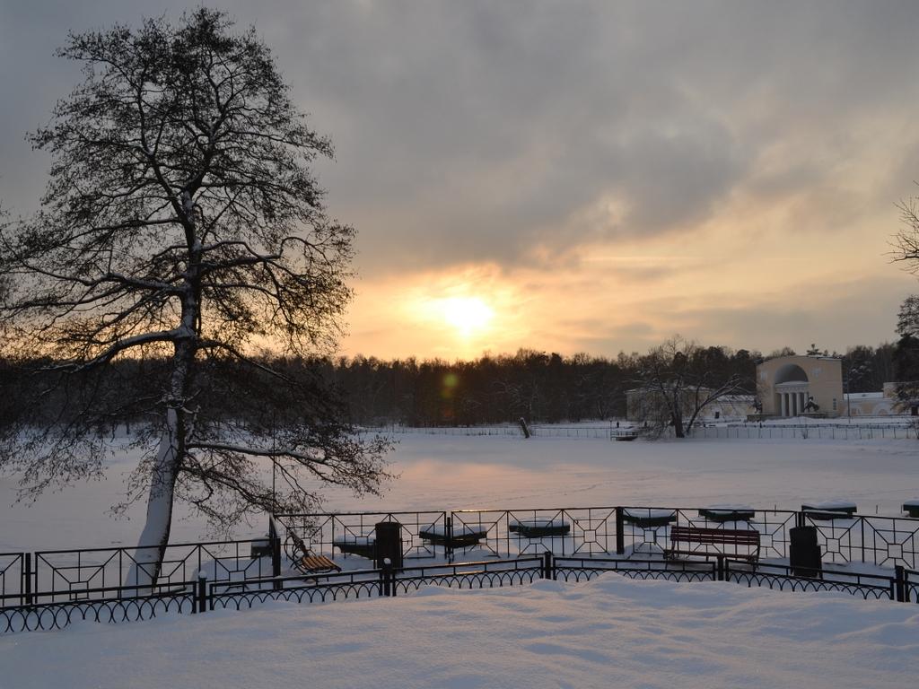 Конкурс Снежный холст Кузминки - Люблино