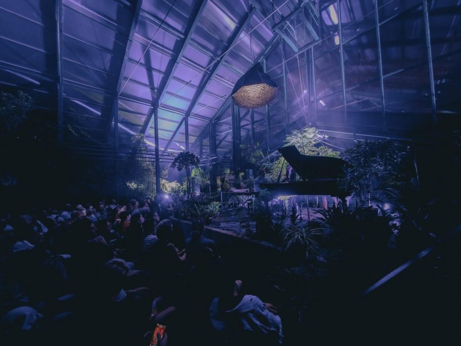 Концерт в Аптекарском огороде