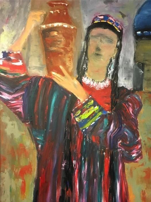 Выставка экспрессивной живописи Эмоция цвета