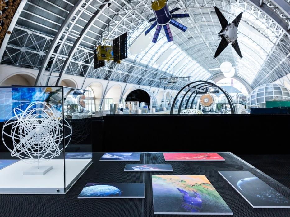 Художественная выставка Навстречу к звездам