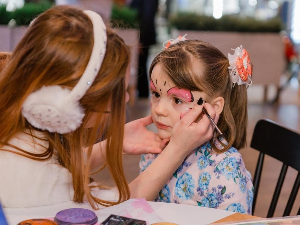 Детский праздник в Любовь и Сладости